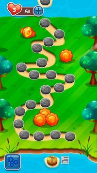 Sweet Jelly Crush Candy screenshot 3