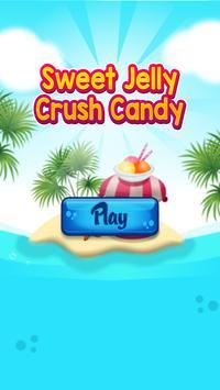 Sweet Jelly Crush Candy screenshot 1