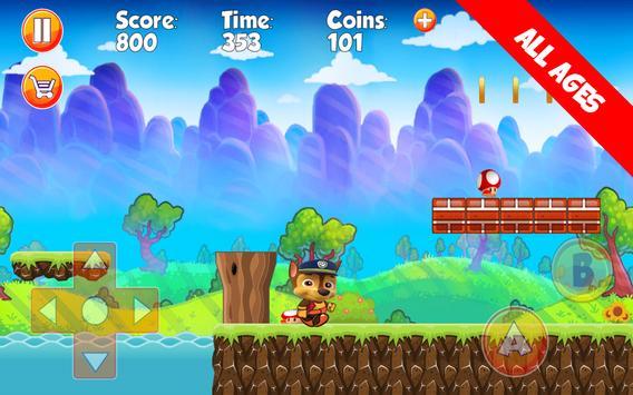 Paw World For Paw Patrol Games apk screenshot