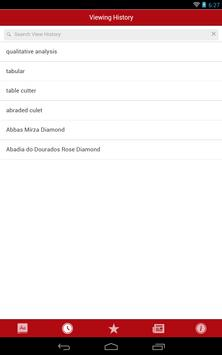 Chinese-English Gem Dictionary apk screenshot