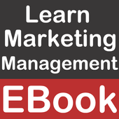 Learn Marketing Management Free EBook icon