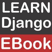 Learn Django Free EBook icon
