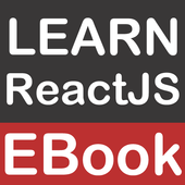 Learn React JS Free EBook icon