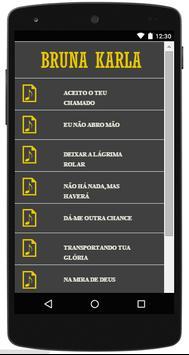 Bruna Karla Letras Completas apk screenshot