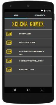 Selena Gomez Lyrics Complete poster