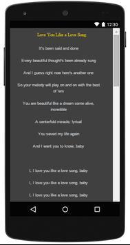 Selena Gomez Lyrics Complete screenshot 7