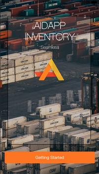 Aidapp Inventory poster