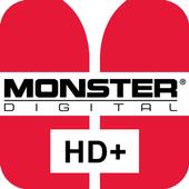 MD HD+ icon