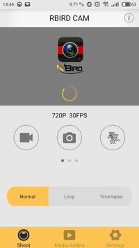 RBIRD CAM screenshot 1