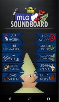 MLG Illuminati Soundboard poster