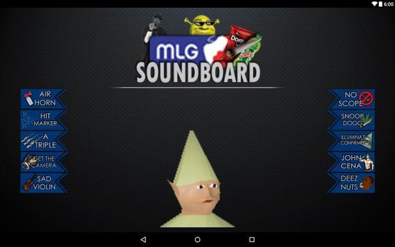 MLG Illuminati Soundboard apk screenshot