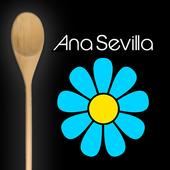 Cocinando con Ana Sevilla icon