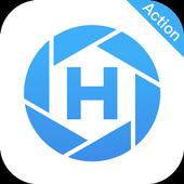 HaloCam Action icon