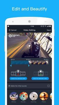 HaloCam Action screenshot 2