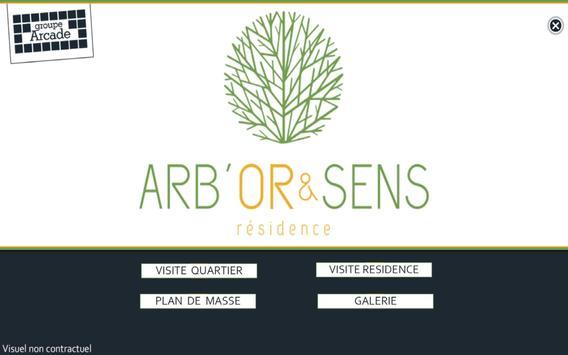 Groupe Arcade / Arb'Or & Sens screenshot 3