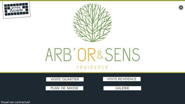 Groupe Arcade / Arb'Or & Sens screenshot 6