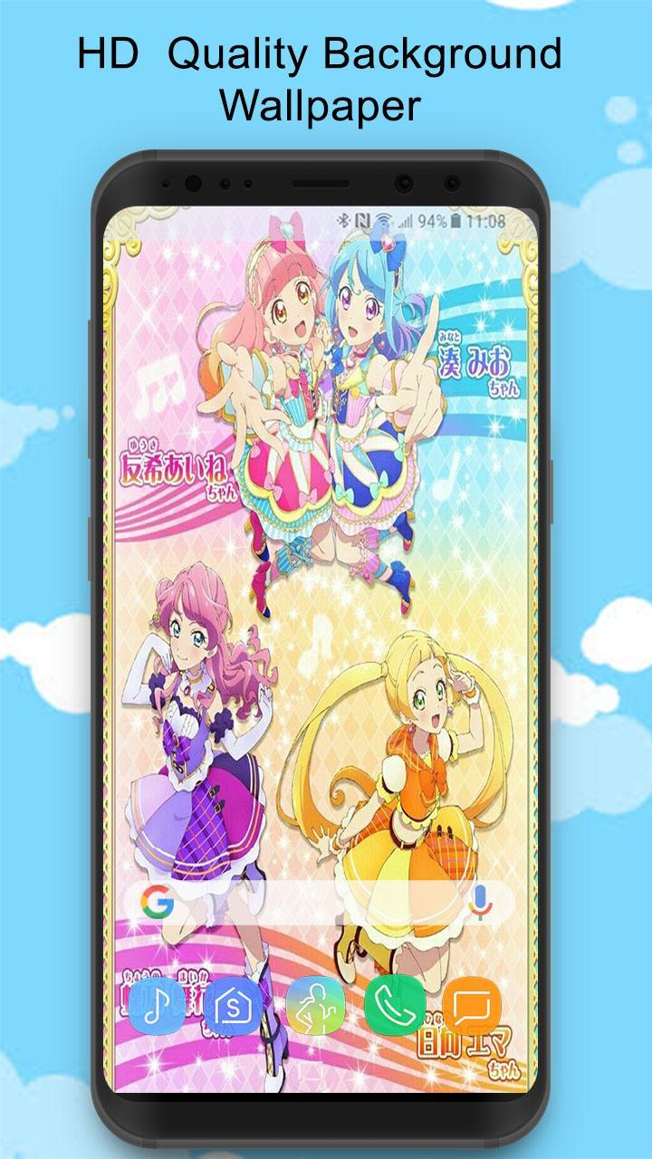 Aikatsu Friends Wallpaper Hd For Android Apk Download