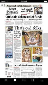 Aiken Standard E-Edition apk screenshot