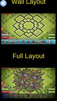 Bases Layouts For CoC:+Video screenshot 2