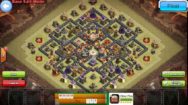 Bases Layouts For CoC:+Video screenshot 3