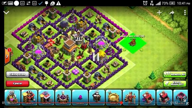 Bases Layouts For CoC:+Video screenshot 5