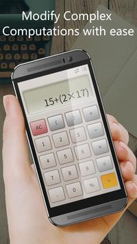 Calculator Plus screenshot 1