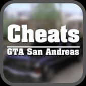Cheats GTA San Andreas icon