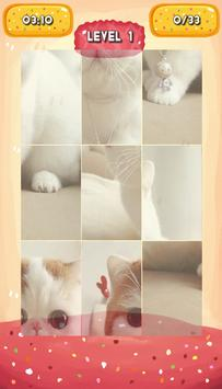 Lovely Cat Jigsaw Puzzle screenshot 2