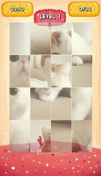 Lovely Cat Jigsaw Puzzle apk screenshot