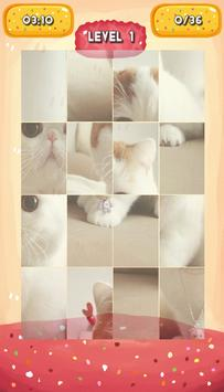 Lovely Cat Jigsaw Puzzle screenshot 3