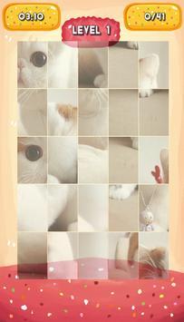 Lovely Cat Jigsaw Puzzle screenshot 4