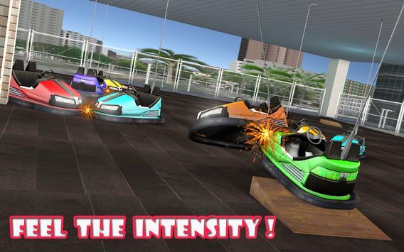 Bumper Cars Crash & Rush Run screenshot 13