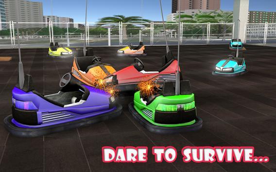 Bumper Cars Crash & Rush Run screenshot 11