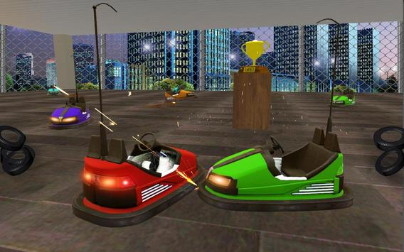 Bumper Cars Crash & Rush Run screenshot 1