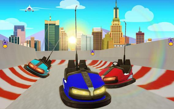Bumper Cars Crash & Rush Run apk screenshot