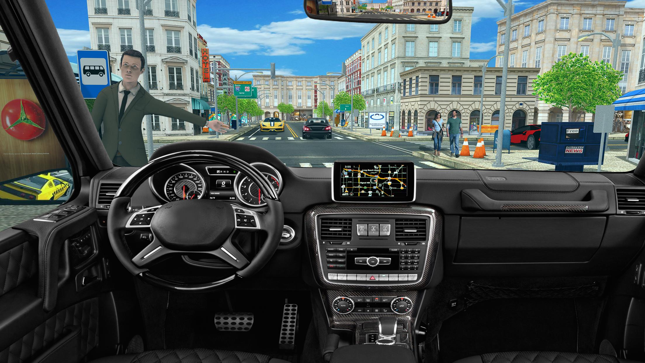 city car driving download free 2018