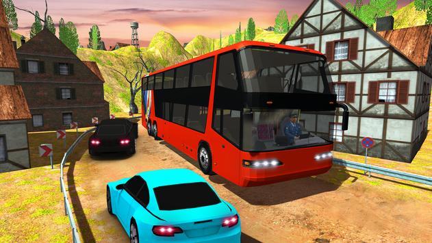 Bus Simulator 2018 - Public Bus Transport Driver screenshot 10