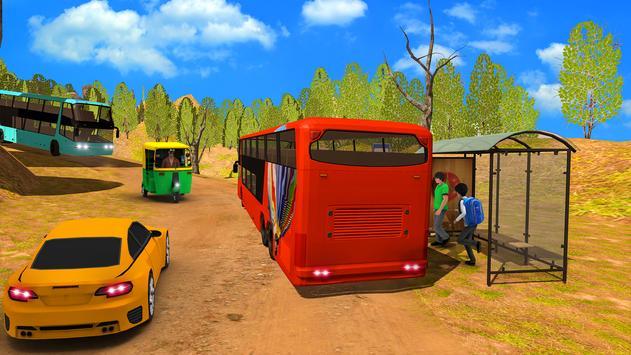 Bus Simulator 2018 - Public Bus Transport Driver screenshot 7