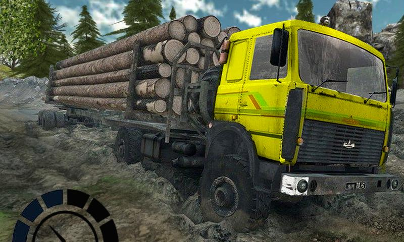 Indian Truck Cargo 3D game 2018 offroad simulation for