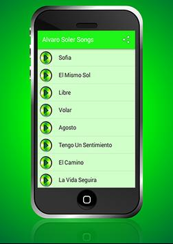 Alvaro Soler screenshot 2