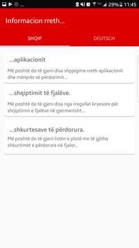Fjalor Shqip Gjermanisht screenshot 4