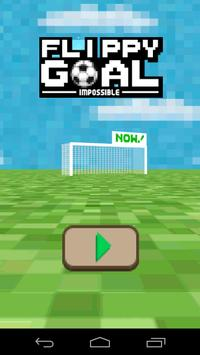 Flippy Goal Impossible Game 3D poster