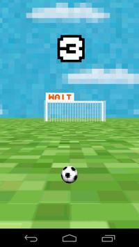 Flippy Goal Impossible Game 3D apk screenshot
