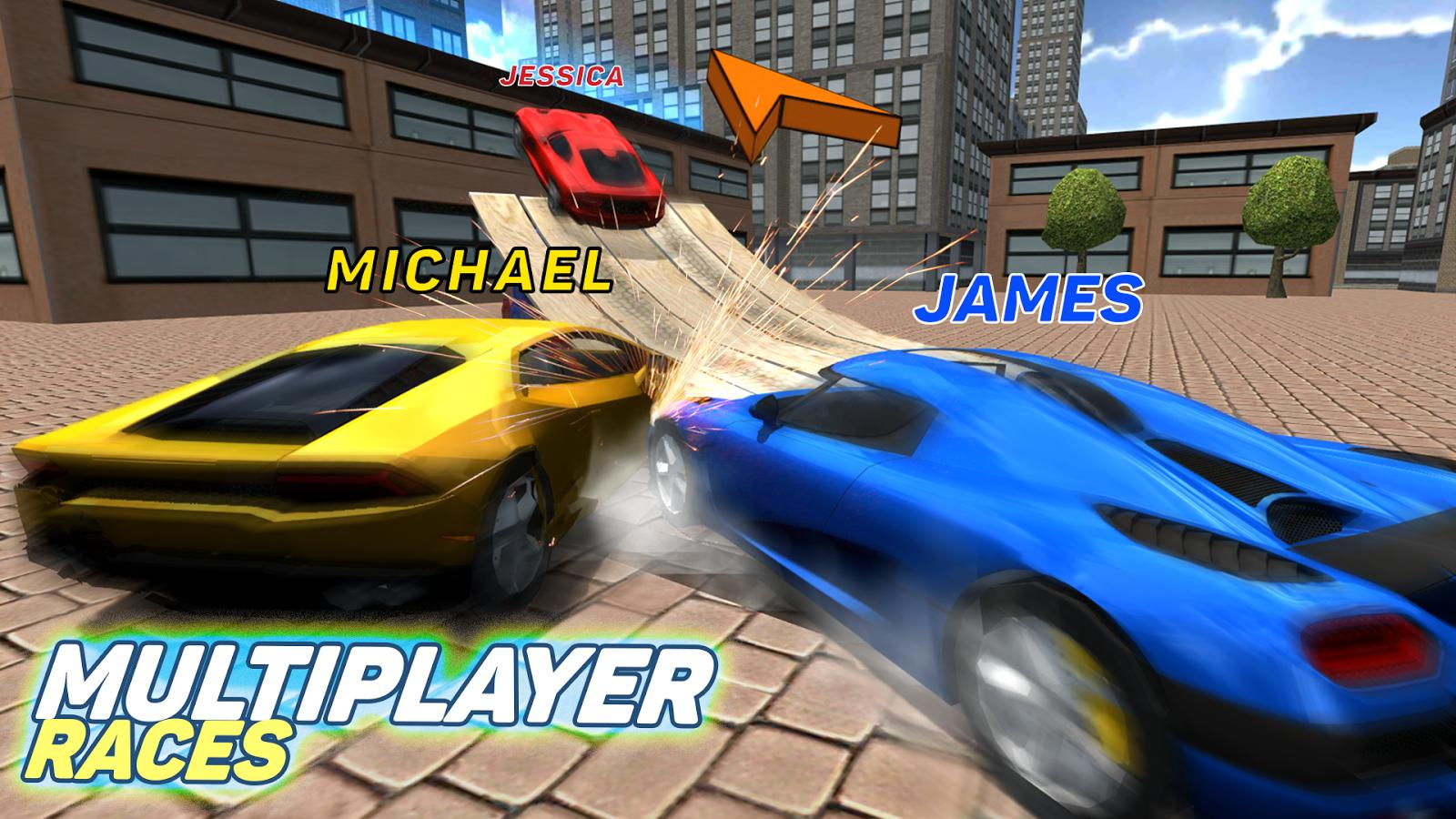 Multiplayer Driving Simulator For Android Apk Download