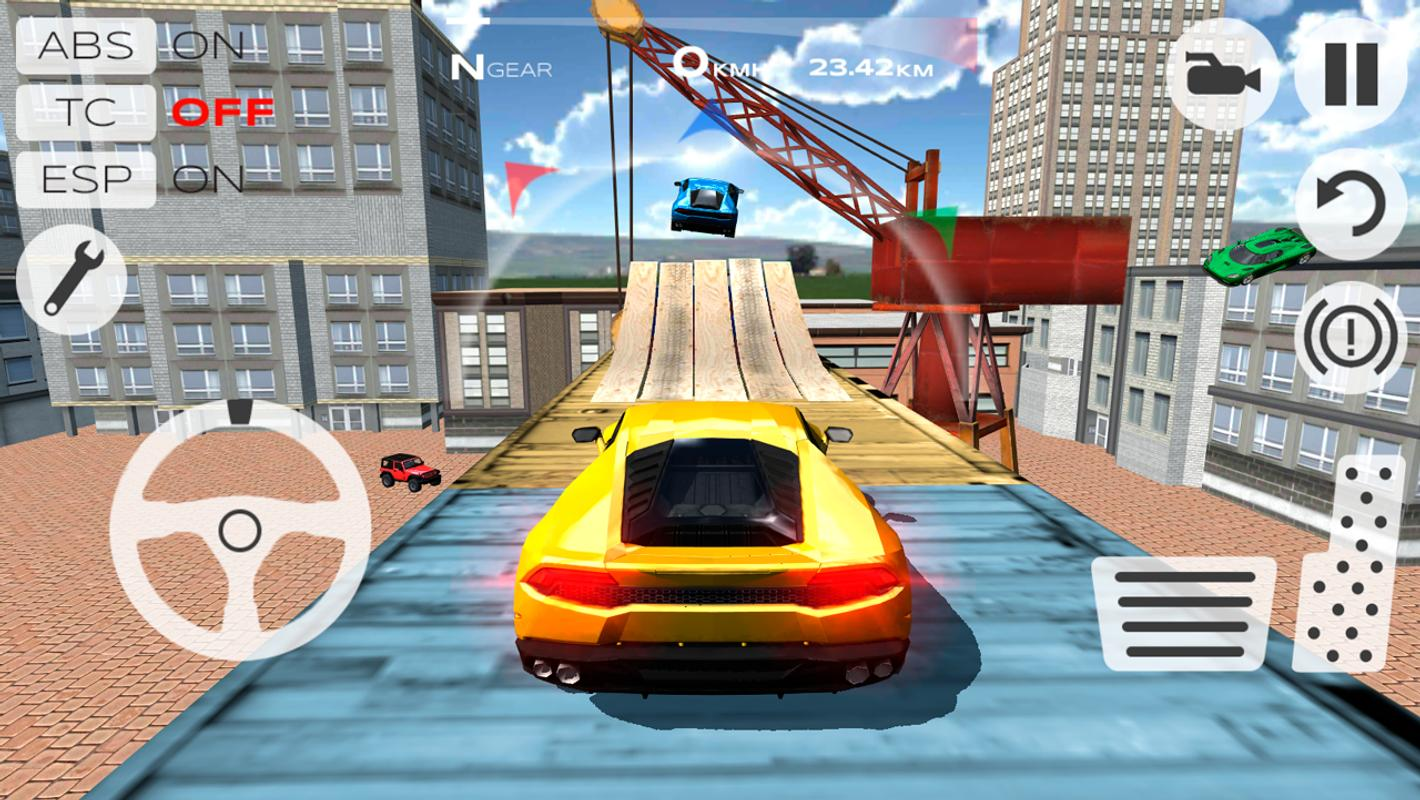 Multiplayer Simulation