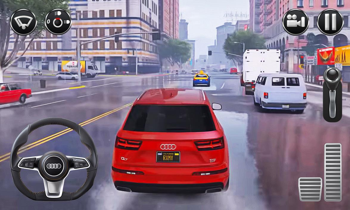 City Car Driving Simulator For Android Apk Download