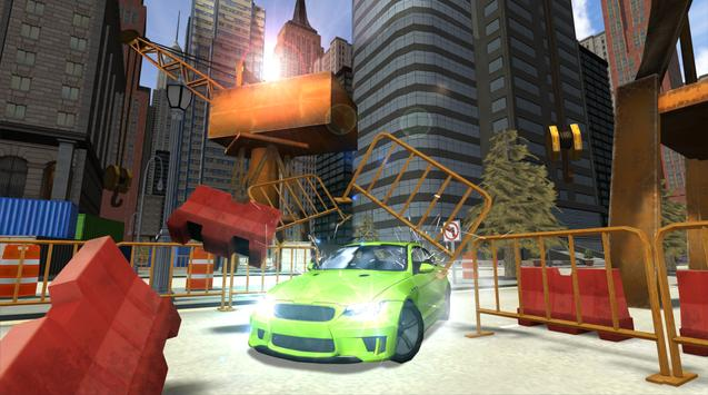 Car Driving Simulator: NY screenshot 9