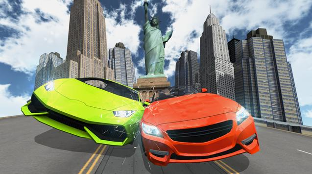 Car Driving Simulator: NY poster