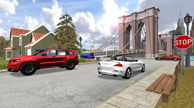 Car Driving Simulator: NY screenshot 10