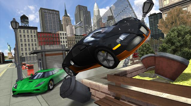 Car Driving Simulator: NY screenshot 1